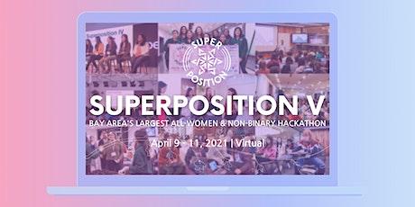 Superposition V Hackathon tickets