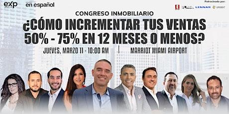 COMO INCREMENTAR TUS VENTAS 50%-75% EN 12 MESES  O MENOS tickets