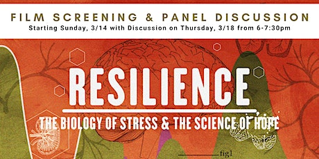 Resilience Film Screening and Panel Discussion tickets