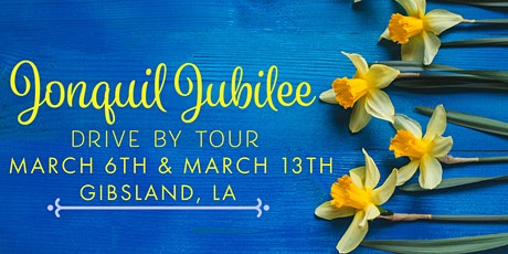 Jonquil Jubilee Drive By Tour tickets