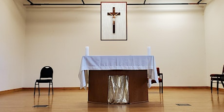 St. Paul the Apostle MAHER HALL- MASS Sunday, March 7, 2021 at 7:00am tickets