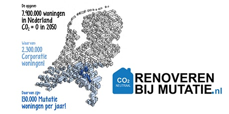 Kickoff Innovatietraject Renovatie bij Mutatie (Mureno) tickets