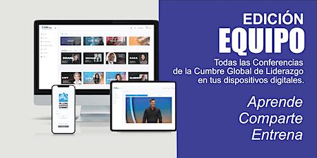 EDICION EQUIPO - Cumbre Global de Liderazgo Puerto Rico entradas