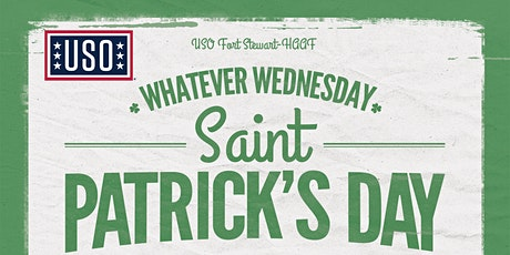 Whatever Wednesday: St Patrick's Day tickets