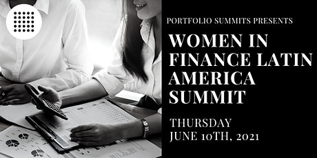 Women in Finance Latin America Summit tickets