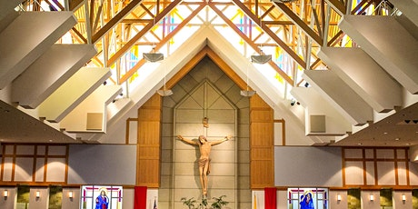 St. Paul the Apostle Church MASS Sunday, March 7, 2021 at 3:00pm tickets