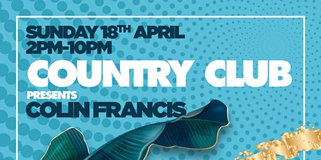 Country Club Presents: Colin Francis & Friends tickets