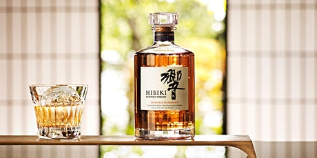 The Art of Blending - A Deconstruction of Hibiki Japanese Harmony Whisky tickets