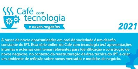 Café com tecnologia e novos negócios ingressos