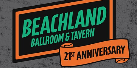Beachland 21st Anniversary Open House tickets