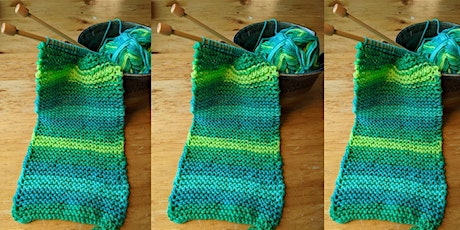 Intro to Knitting: Scarf Making with Helen Fields tickets