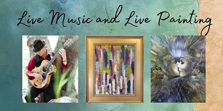 First Fridays at Hozho - Live Music and Live Painting tickets