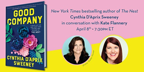 A Conversation with Cynthia D'Aprix Sweeney and Kate Flannery tickets