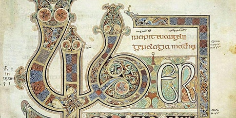 The Books of Lindisfarne, Durrow, and Kells  - with Prof Michelle Brown FSA tickets