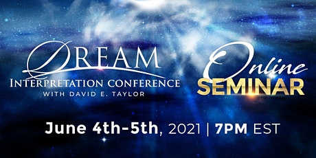 Online Dream Interpretation Conference tickets