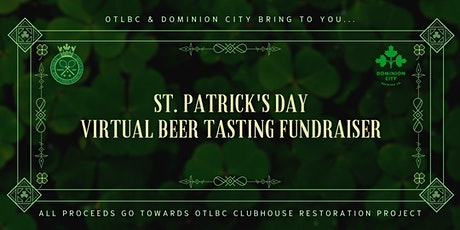 ☘️ St. Patrick's Day Virtual Beer Tasting Fundraiser ☘️ tickets