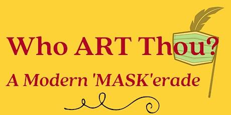 Humber Art Show 2021 - A Modern 'Mask'erade tickets