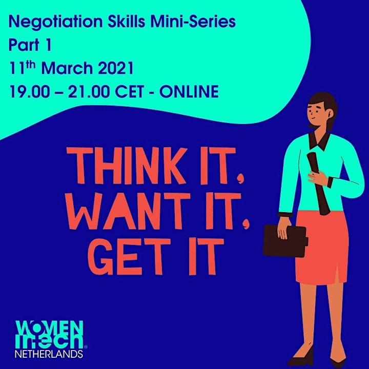 Negotiation Skills Mini Series Part 1 image