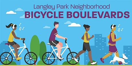 Public Meeting for Langley Park Neighborhood Bicycle Boulevards tickets
