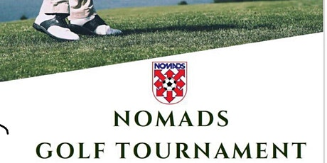 2021 Nomads Soccer Club Golf Tournament tickets