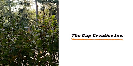 The Gap Creative Inc. LAUNCH PARTY tickets