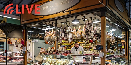 Live Virtual Tour of the Sant'Ambrogio Market in Florence, Italy tickets