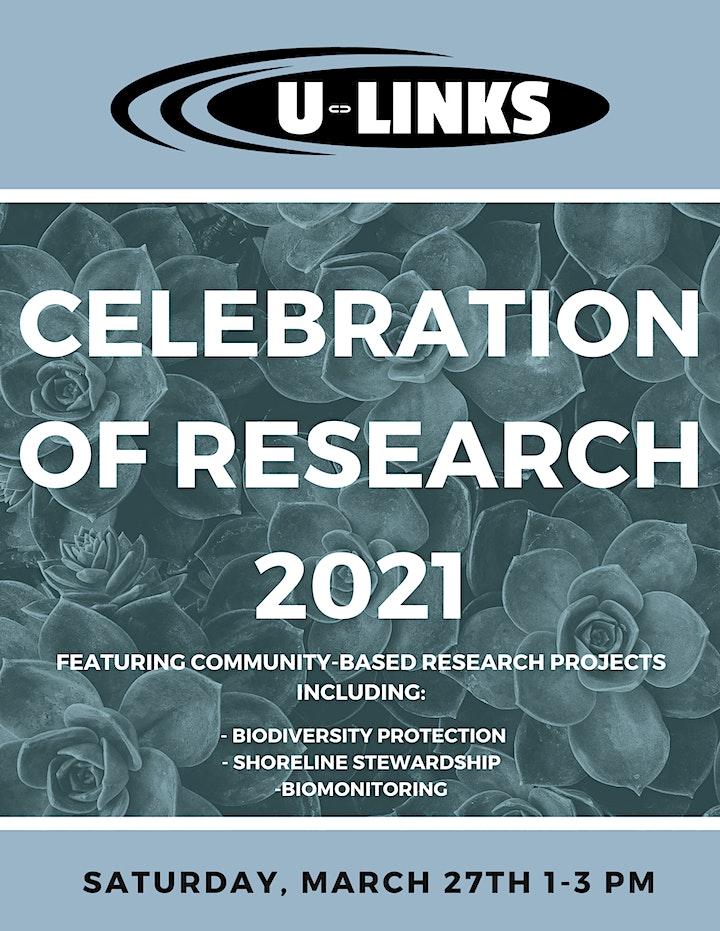 Virtual Celebration of Research 2021 image