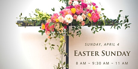 Easter Sunday 9:30AM Service tickets