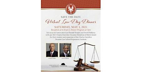 2021 Washington Bar Association & WBA Educational Foundation Law Day tickets