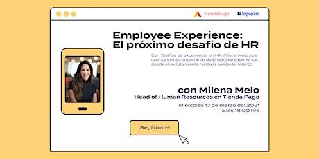 Employee Experience: El próximo desafío de HR entradas