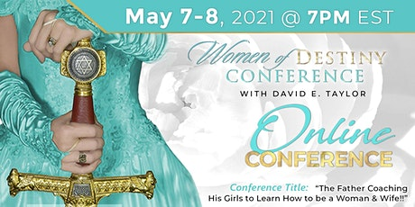 Online Women of Destiny Conference tickets