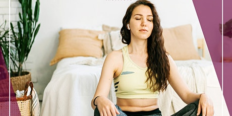 Meditación Especial Presencial y Online tickets