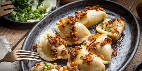 The Best Things Come in Little packages.  A class devoted to dumplings. tickets