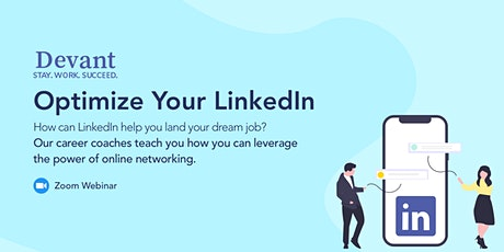 Optimize your LinkedIn Profile tickets