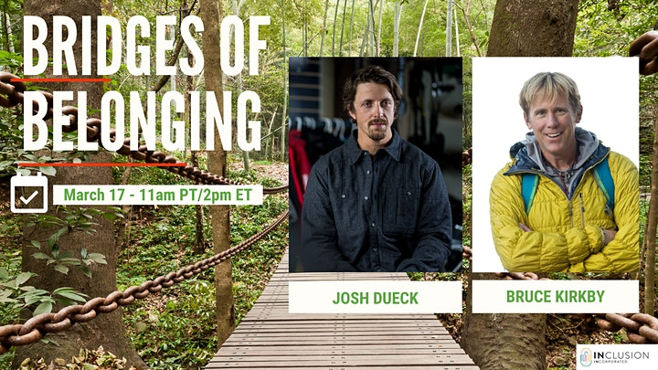Bridges of Belonging - Conversation #24 with Josh Dueck and Bruce Kirkby image