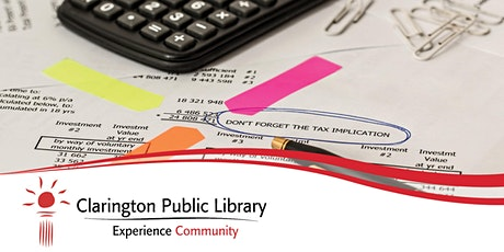 Virtual Tax Clinic tickets