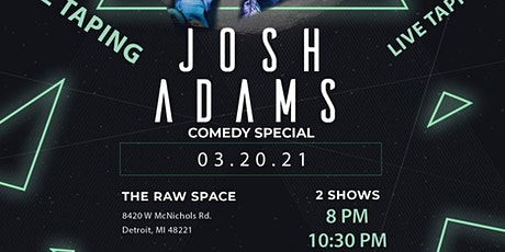 Live Taping of Comedy Special tickets