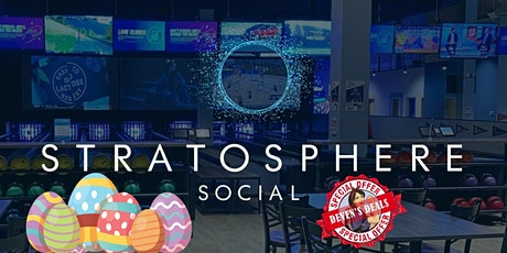Deven's Deals Egg Hunt & Play at Stratosphere 3/21- Must Book in Advance tickets