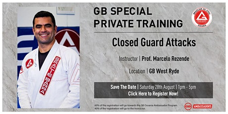 GB Special Private Training At GB West Ryde tickets