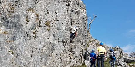 Introduction to Climbing and Abseiling tickets