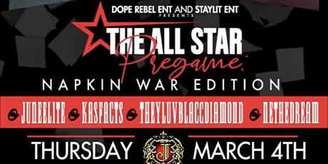All Star Weekend Kickoff Thursday @ Josephine Lounge - Atlanta, GA tickets