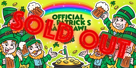 Official St. Patrick's Bar Crawl | Detroit, MI - (SOLD OUT) tickets