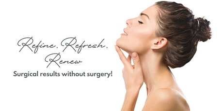 Refine, Refresh and Renew - Morpheus8 Nonsurgical Skin Tightening tickets
