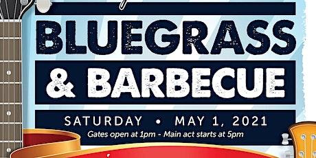 BLUEGRASS & BBQ tickets