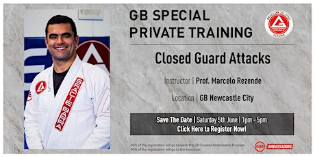 GB Special Private Training At GB Newcastle City tickets