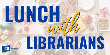 Lunch with Librarians tickets
