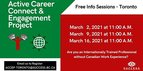 ACCEP Toronto - Online Info Session tickets