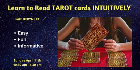 Learn Intuitive Tarot Reading tickets
