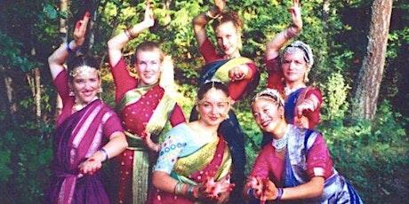 Bharatanatyam Dance Basics entradas