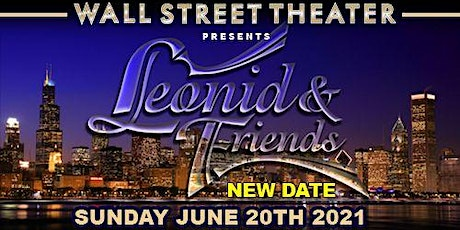 Leonid and Friends tickets